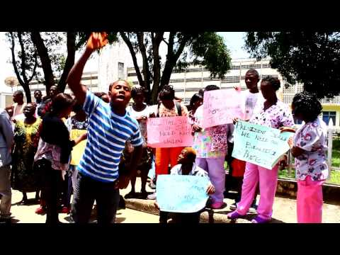 03 - Liberia Healthcare workers: The unsung Ebola fighters