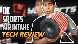DC Sports Short Ram Intake Review - CARB LEGAL