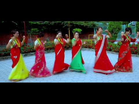 Hong kong ko sarile cover video by mothers group of nepal