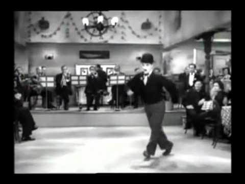 Charlie Chaplin, Modern Times (1936), Chaplin sings, humorinhistory.com