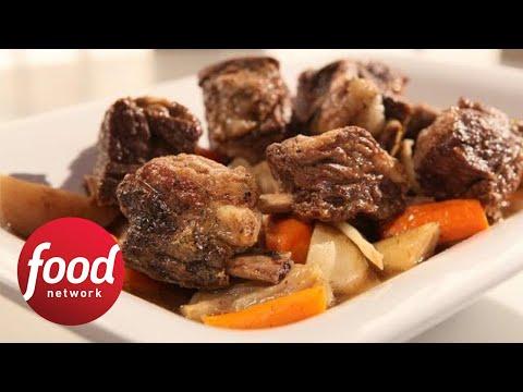 Sandra's Holiday Short Ribs How-To | Food Network