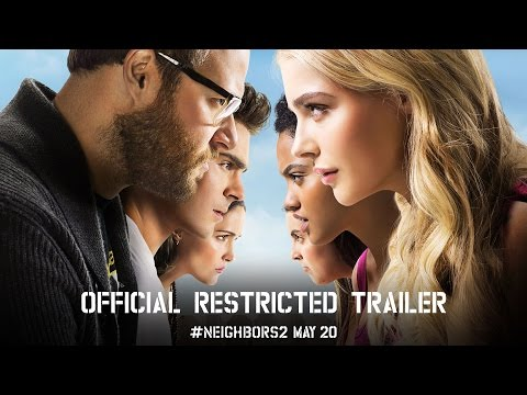 Neighbors 2 - Official Restricted Trailer (HD)