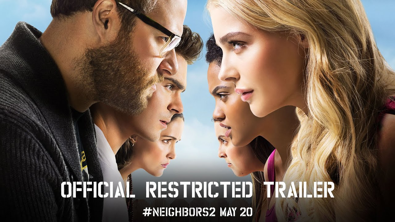 Download Neighbors 2 - Official Restricted Trailer (HD)