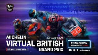 Michelin Virtual British Grand Prix | #VirtualBritishGP