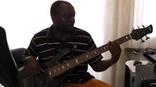 you re a good girl i know you want it robin thicke bass cover