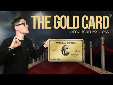 🤴The Gold Card American Express: Lo Bueno Y Lo Malo