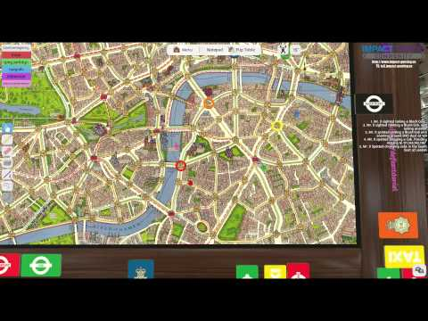 IGC Tabletop Night - Let's Play Scotland Yard (4.11.15) - 1 / 2