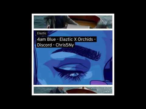 4am Blue - Elaztic x Orchids Discord X Cris5ny