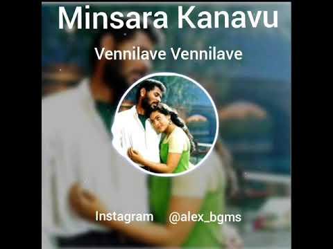 Vennilave Vennilave Bgm [Minsara Kanavu]....Ar Rahman....Prabu Deva....Aravind Samy... Bgms....