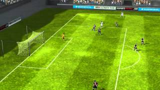 FIFA 14 you suck it was two feet in front of you