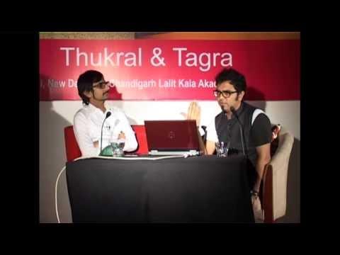 Thukral and Tagra - Chandigarh Lalit Kala Akademi - National Art Week of New Media