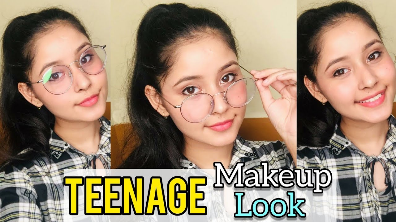 Download Everyday Makeup for Beginners and Teenagers Simple Makeup Look Quick and Easy  Kiran Tutorialz