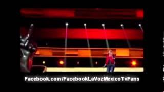 Karina Catalan - Manias - La Voz México 3
