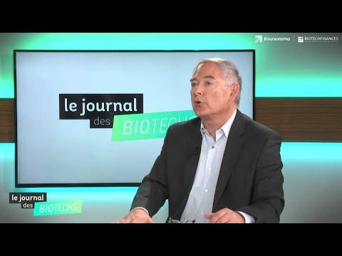 Le journal des biotechs : Cellectis, Gensight, OSE. Interview de Michel Finance (Theradiag)