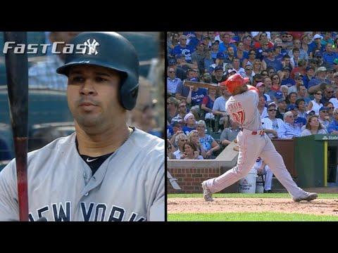 8/17/17 MLB.com FastCast: Yanks sweep, Reds top Cubs