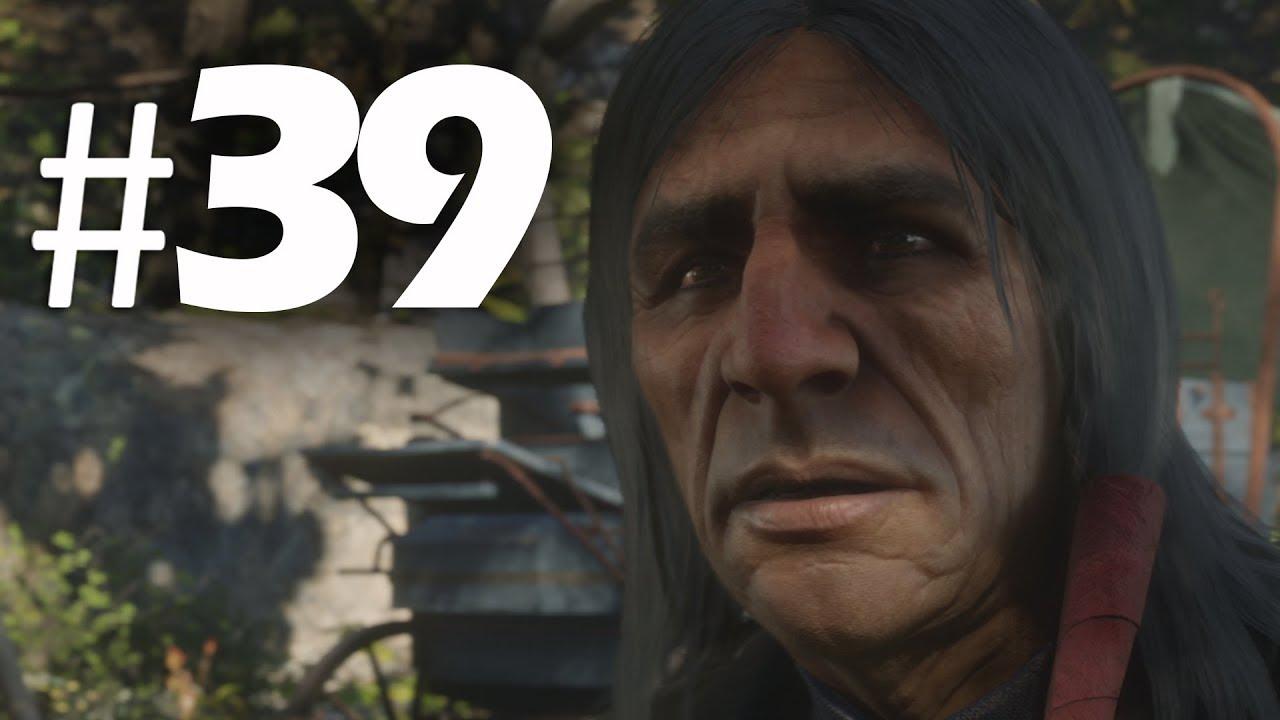 Watch Red Dead Redemption 2 Part 39 - Eagle Flies - Gameplay