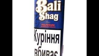 Bali Shag Halfzwareshag tobacco