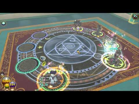 Wizard101-Solo Ghost Avalon