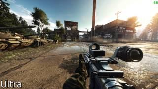 Battlefield 4   Graphismes   Low vs Ultra