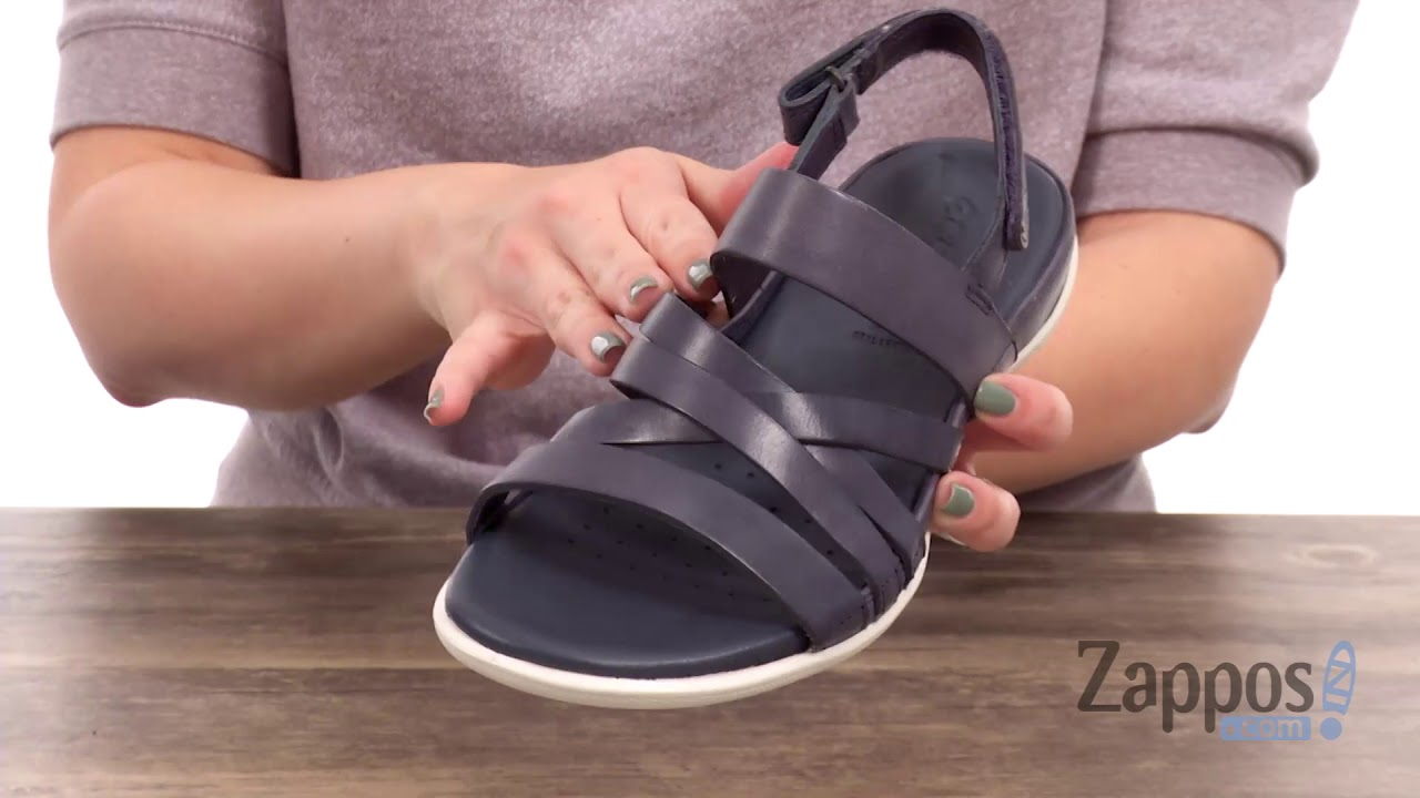 5bcf39a61 ECCO Flash Casual Sandal SKU  9006458 - YouTube