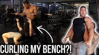 Strongman Workout with Larry Wheels | Perna Bros in Dubai Ep #3