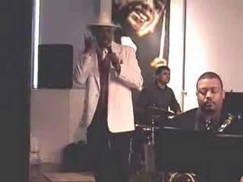 Stan Gilmer Performing Irvin Berlin
