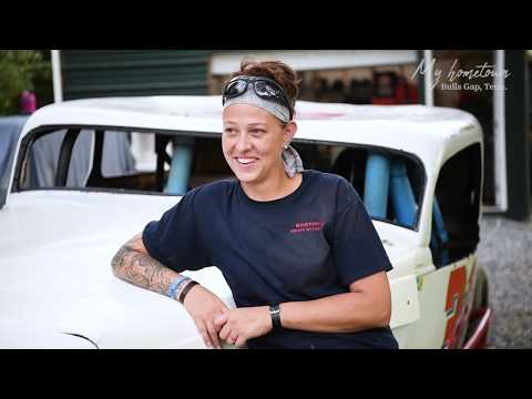 Breaking the stigma: The only female dirt track race car driver at Volunteer Speedway