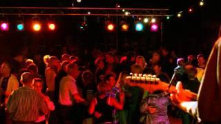 Greifswalder Band Falten-Rock beim Hansefest in Anklam 2010