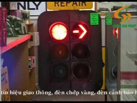 Đèn tín hiệu giao thông có mũi tên
