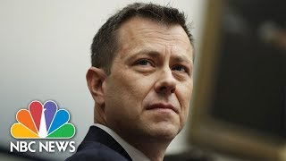Former FBI Agent Peter Strzok Testifies At House Hearing | NBC News