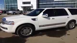 2008 Lincoln Navigator 4WD Ultimate 4 Door Sport Utility Sherwood Ford