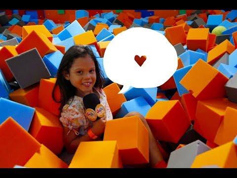 Clube Da Alegria Kids TV Show In Brazil