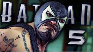 Batman: The Enemy Within - Part 5 | Fighting Bane | Pinky Swear