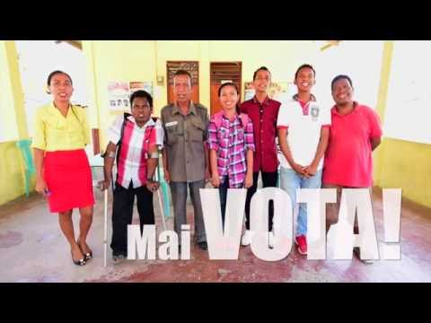 Timor-Leste Suco Election promotion video