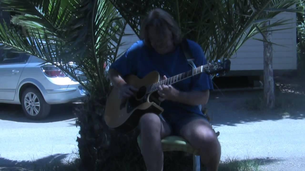 Palm tree blues  #Trend
