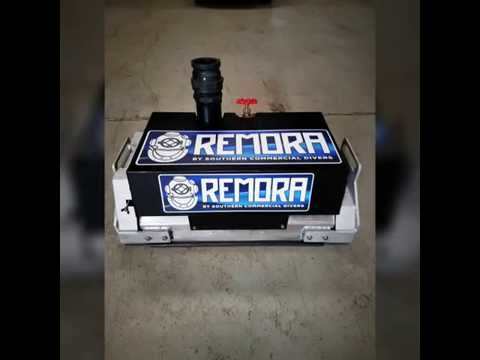 Remora underwater vacuum, underwater cleaning, tank reservoir cleaning, divers NSW Australia wide