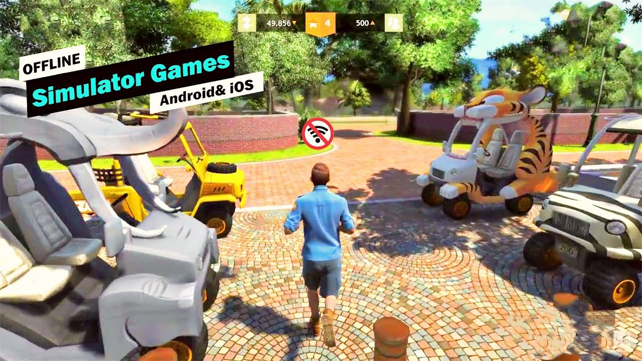 Top 10 Simulator Games for Android/iOS 2019 I OFFLINE #2