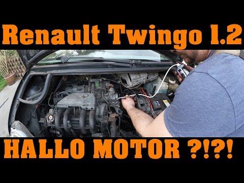 Renault Twingo - wie geht es unserem süssen 1.2 l Motor alles FRESH?