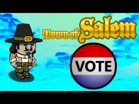 Town of Salem - God Mayor (Ranked Practice)