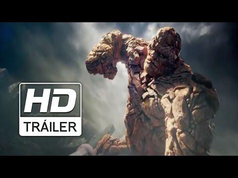 Los 4 Fantásticos | Trailer Doblado en Español (HD) |