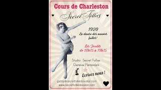 Danse Charleston avec Stacy Phoenix !