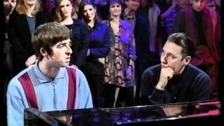 Noel Gallagher interview on Later With Jools Holland 1995, full version