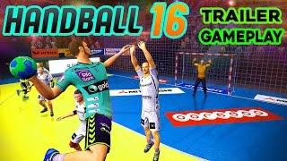 Handball 16 Trailer & Gameplay HD