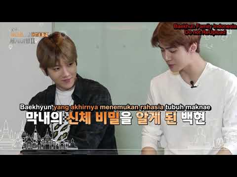 [SUB INDO] Travel The World On EXO's Ladder Season 2 Unreleased Cut 1