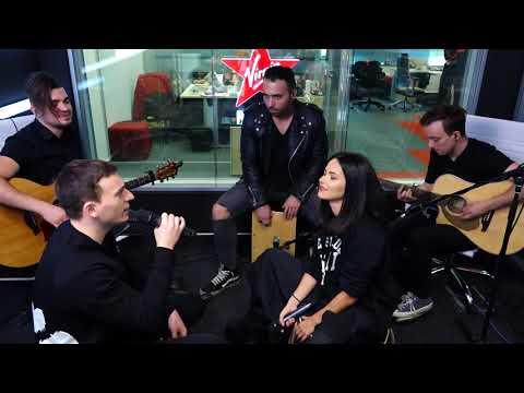 The Motans feat. INNA - Nota de Plata (Live @ Virgin Radio Romania)