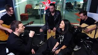 The Motans feat. INNA - Nota de Plata (Live Virgin Radio Romania)