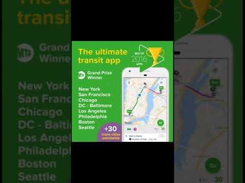 Video Tour: Citymapper Transit App
