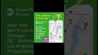 Video Tour: Citymapper Transit App screenshot 4
