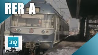 1969 : Voici le  RER A | Archive INA
