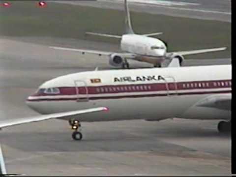 Classic Kai Tak Airport Video 1
